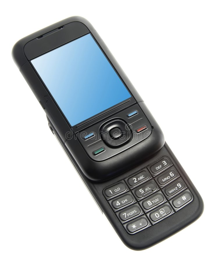 мобильный телефон стоковые изображения