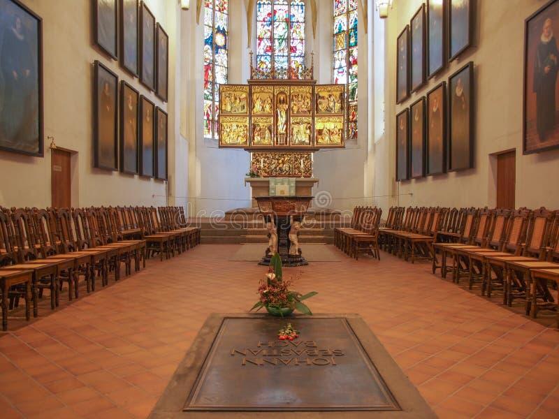 Могила Bach стоковые изображения rf