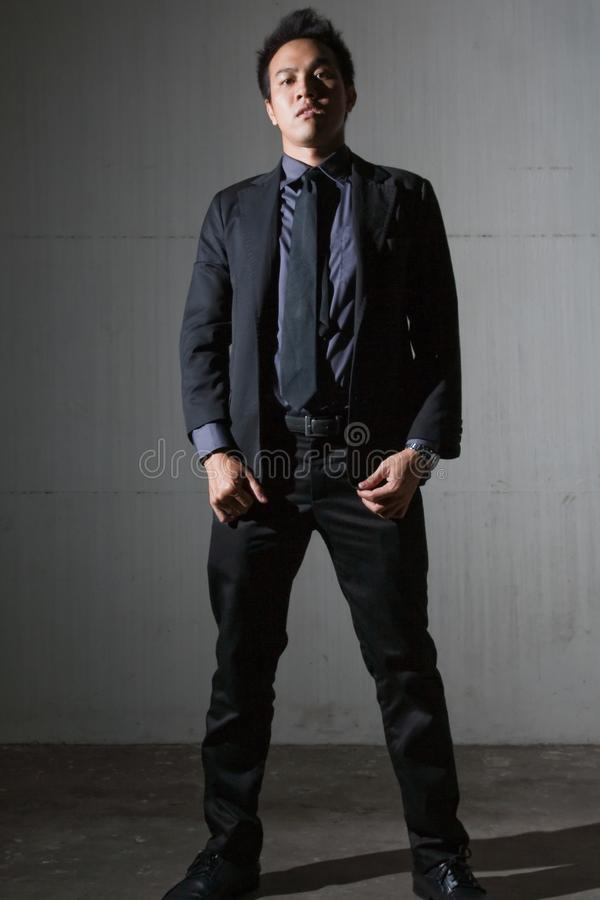 Мода Men& x27; костюмы s стоковое фото rf