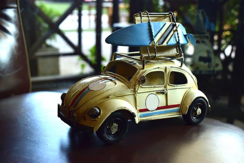 Модели автомобилей - это антиквариат, и эти дни выставлены на показ стоковые фото