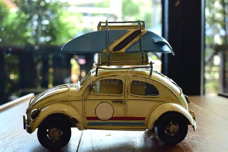 Модели автомобилей - это антиквариат, и эти дни выставлены на показ стоковое изображение rf