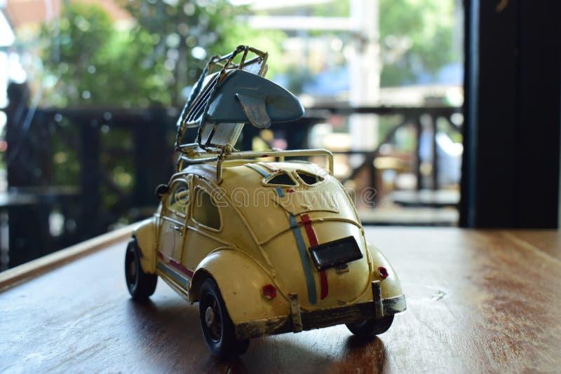 Модели автомобилей - это антиквариат, и эти дни выставлены на показ стоковая фотография