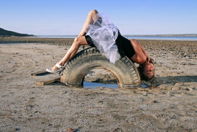 модельное колесо стоковая фотография rf