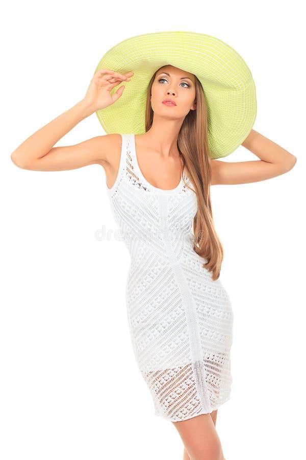 Модельное лето стоковое фото