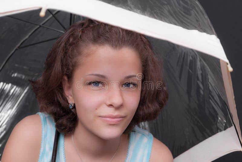 модель девушки больше моего портрета портфолио видит подросток съемок стоковое фото rf