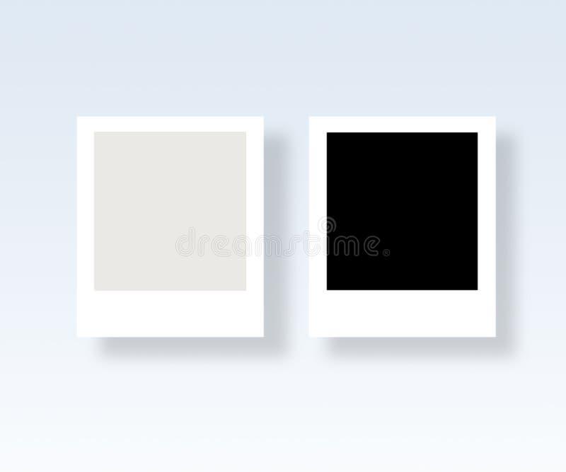Модель-макет рамки фото стоковые изображения