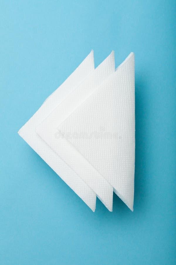 Модель-макет салфетки бумаги serviette бара напитка стоковое фото
