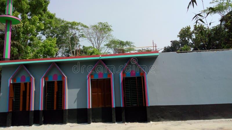 Модель мечети стоковая фотография rf