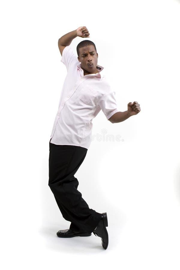 модель мужчины афроамериканца стоковое фото