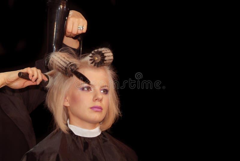 работа модели для парикмахеров