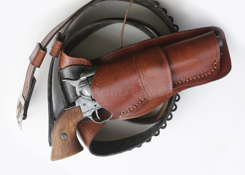 Модель 1873 новичка револьвера стоковое изображение