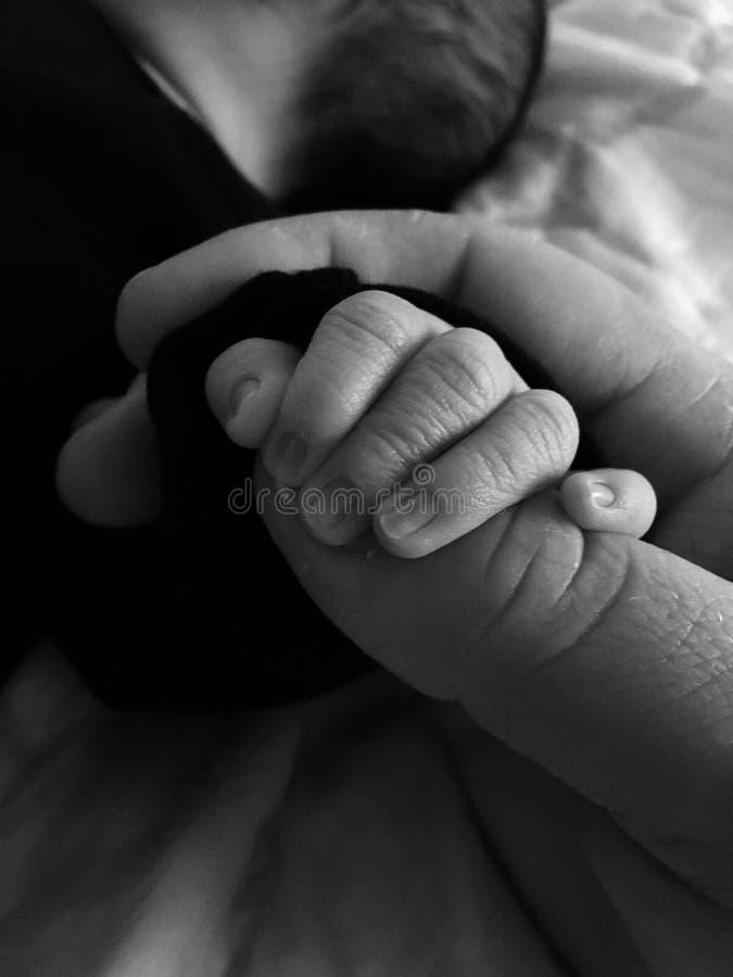 Мое newborn! стоковая фотография