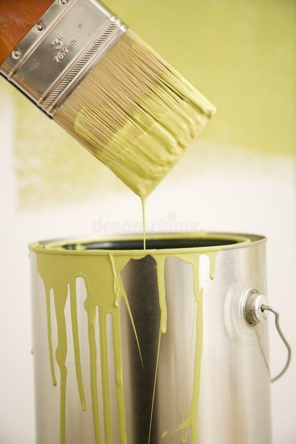 может paintbrush стоковые фотографии rf