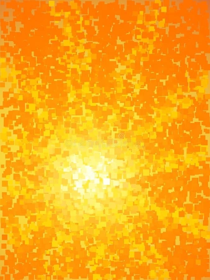 мозаика света взрыва предпосылки бесплатная иллюстрация