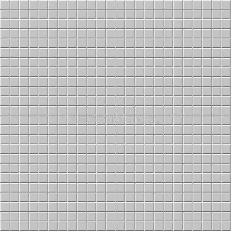 Мозаика скошенных плиток Основное бесцветное tileable backgr картины бесплатная иллюстрация