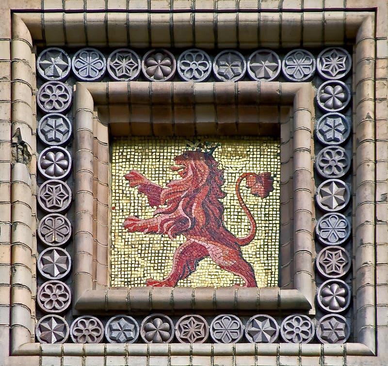 мозаика 3 украшений стоковое изображение rf