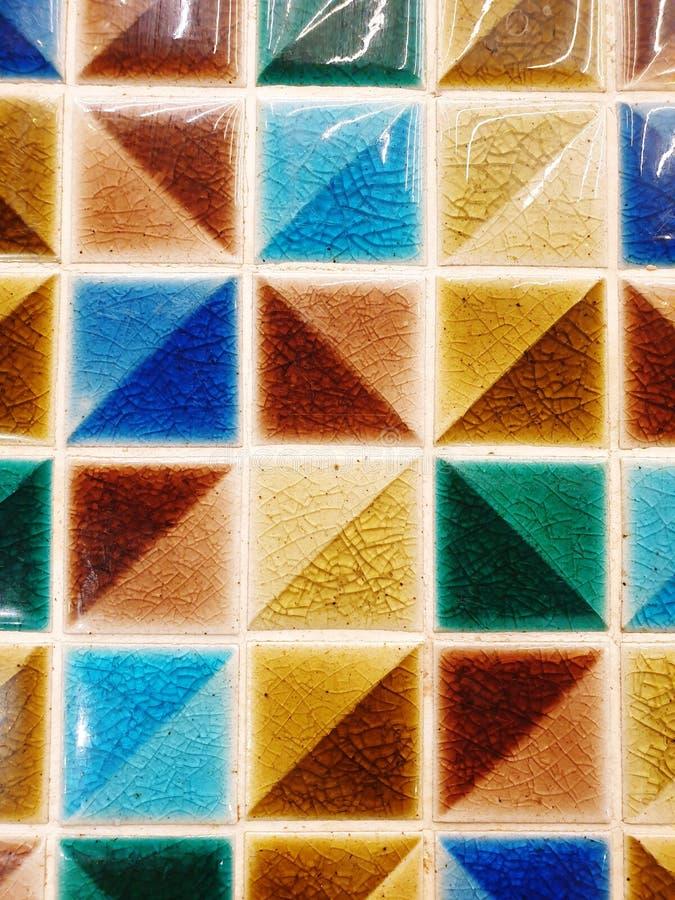 Мозаика Colorfull для материала оформления стоковое изображение