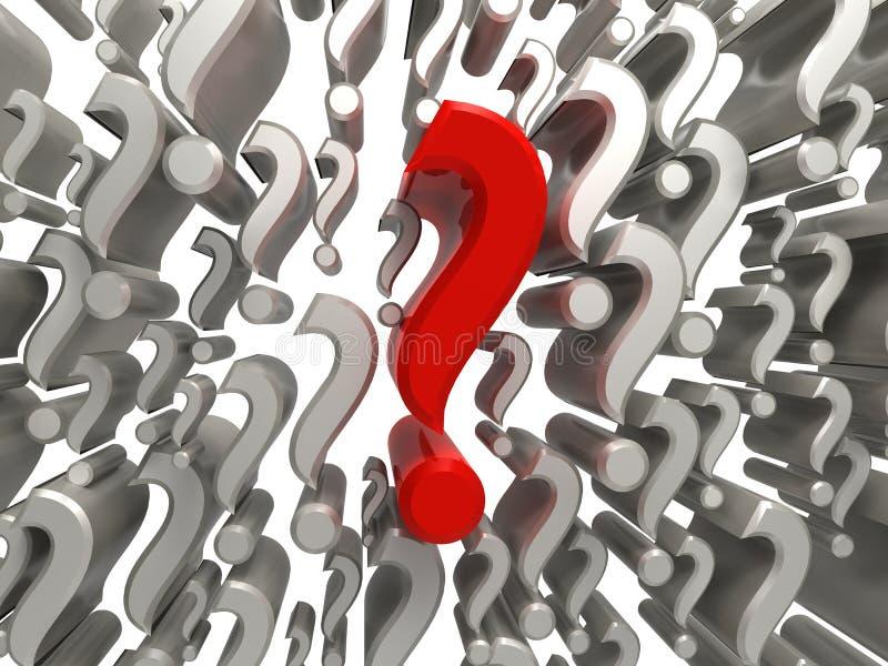 Мои вопросы стоковое фото rf