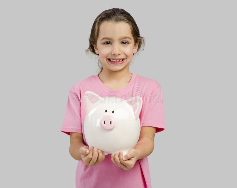 Мои сбережения на будущее стоковые фото