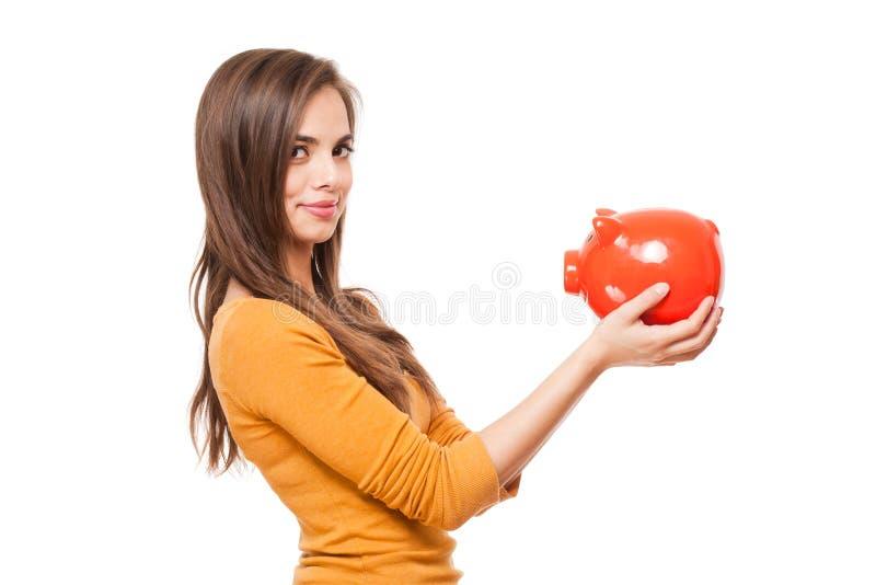 мои сбережения стоковое фото