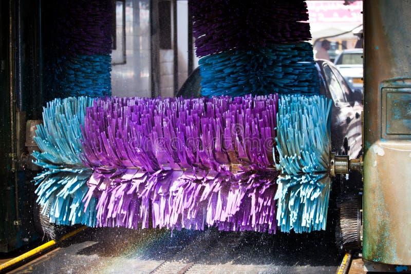 мойка машин автомобилей стоковое фото rf