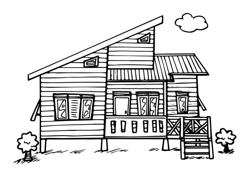 мой домашний сладостный дом стоковое фото