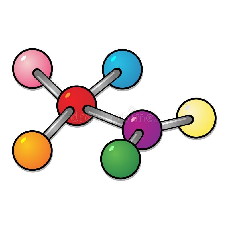 веселые молекулы рисунки решайте