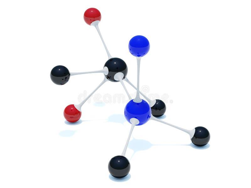 молекула бесплатная иллюстрация