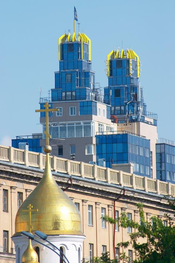 молельня Novosibirsk Стоковое Изображение
