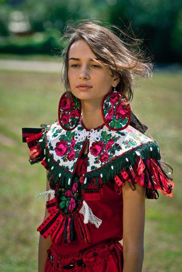 Молодая женщина стоковое фото rf