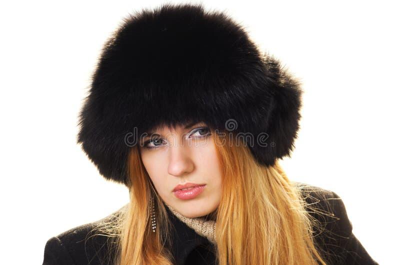 Молодая красивейшая женщина стоковое фото rf