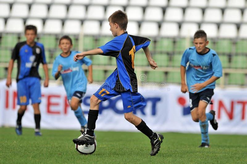 молодость tuzla футбола игры dakovo стоковая фотография rf