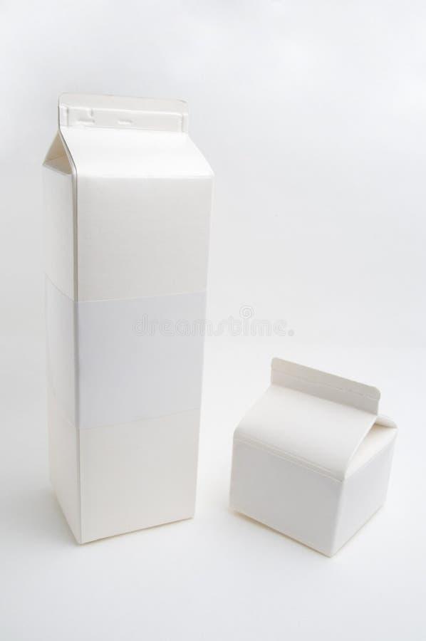 молоко коробки стоковые фотографии rf