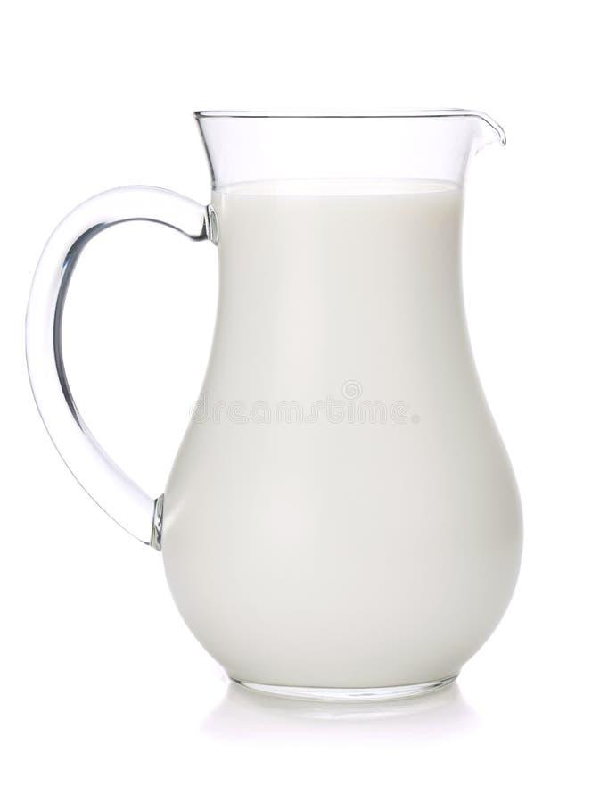 молоко кувшина стоковое фото rf