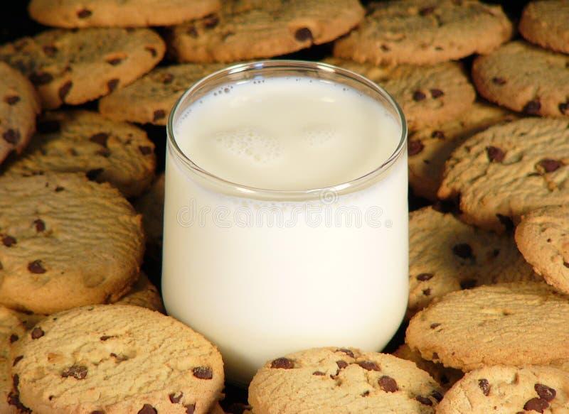 молоко печений Стоковое фото RF