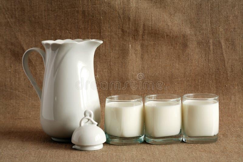 молоко стоковое изображение