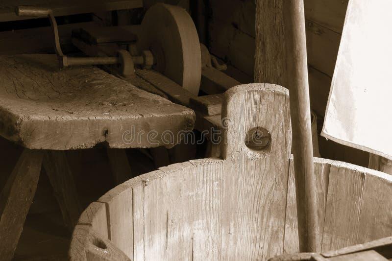молотилка Стоковое Фото