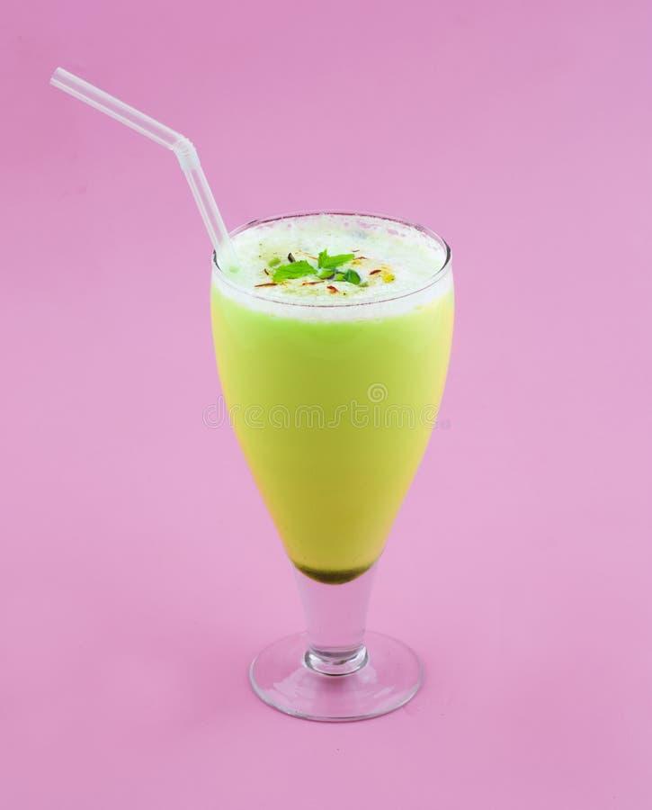Молочный коктейль стоковое изображение