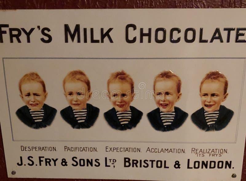 Молочный шоколад стоковая фотография rf