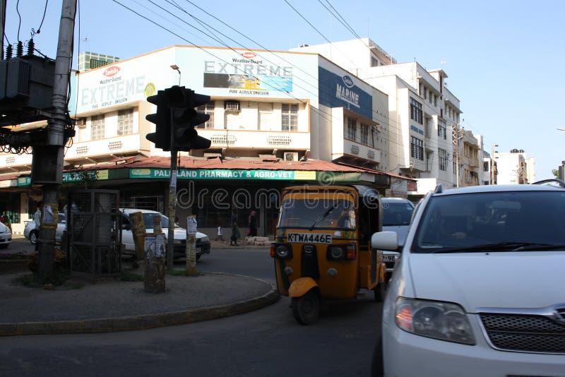 Момбаса, Кения стоковое изображение rf