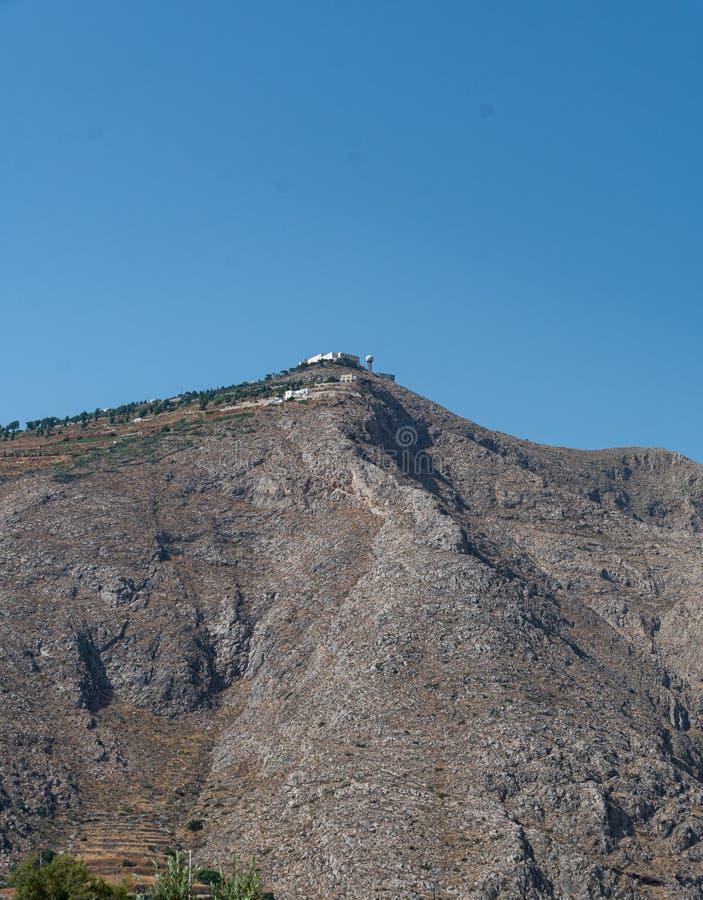 Монастырь Ильи пророка стоковое фото