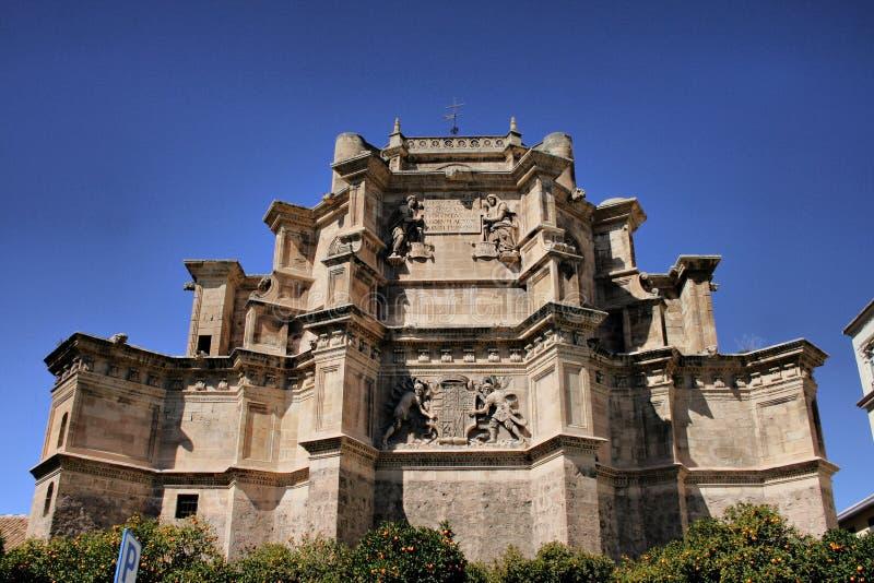 Монастырь и церковь St Jerome стоковые изображения