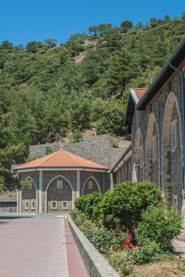 Монастырь нашей дамы Ðœachairass стоковая фотография