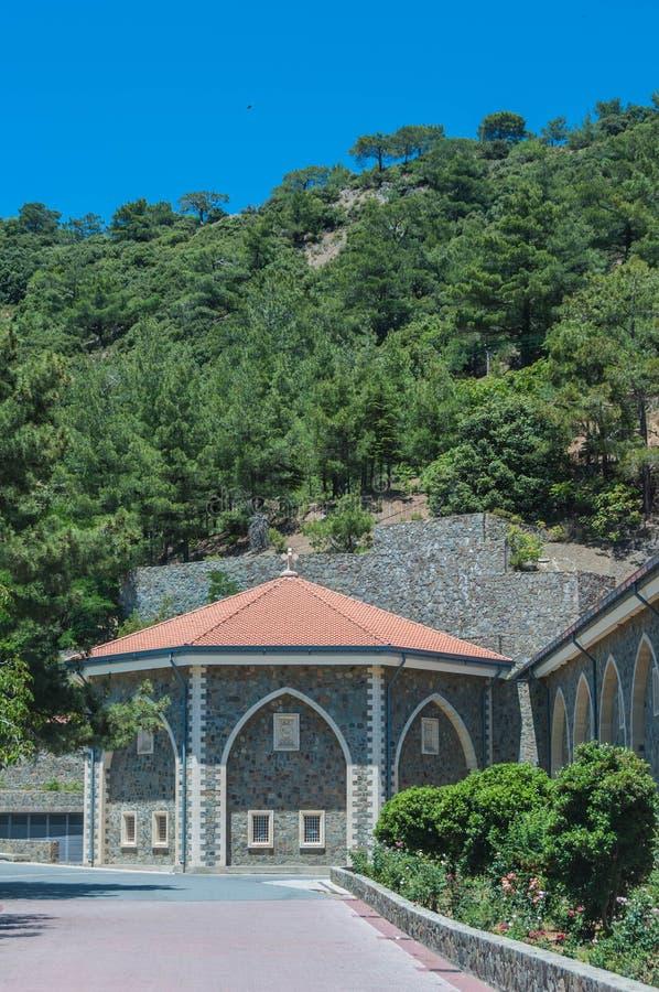 Монастырь нашей дамы Ðœachairass стоковое фото