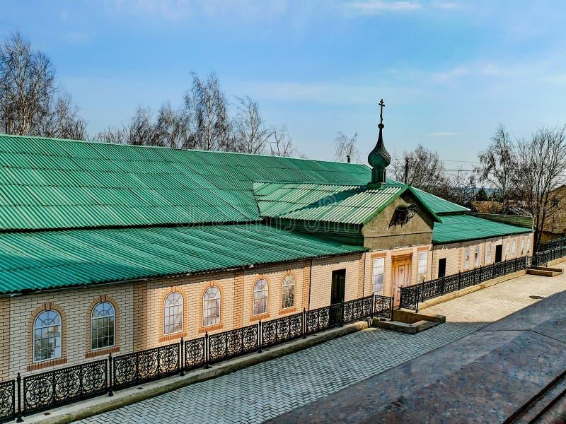 Монастырь святого монастыря Dormition, возникновения  стоковое изображение rf