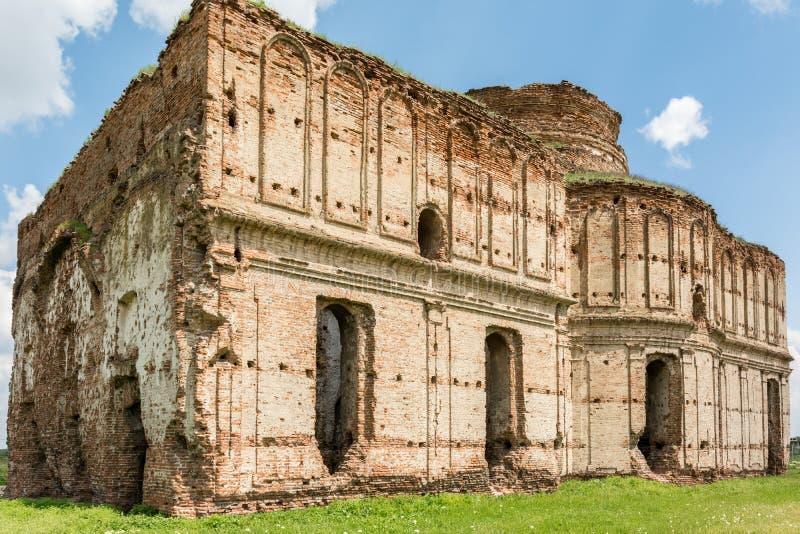 Монастырь Chiajna стоковое изображение