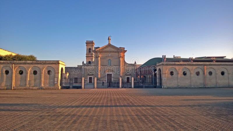 Монастырь cosme Oria стоковая фотография rf