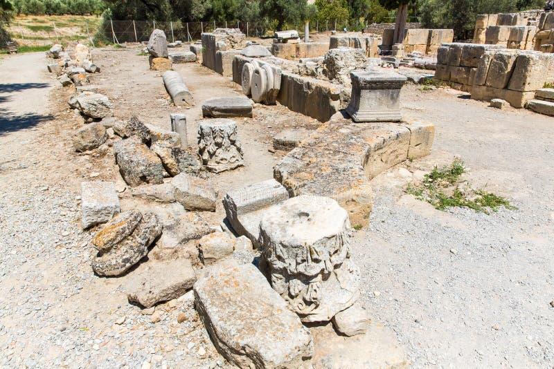 Download Монастырь (friary) в долине Messara на острове Крита в Греции. Стоковое Изображение - изображение насчитывающей остров, строя: 37925005