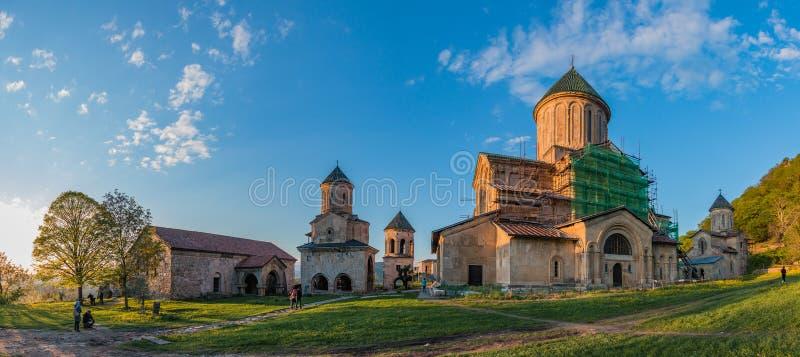 Монастырь Gelati стоковое изображение rf