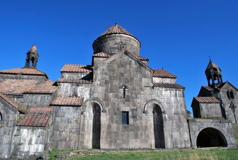 Монастырь Haghpat стоковые фотографии rf